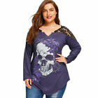 Crochet T-Shirt Casual Tops for Women