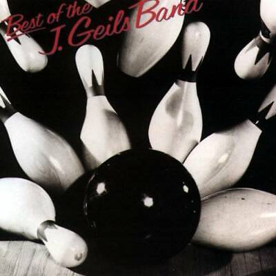 Best of the J.Geils Band - Audio CD By J. BAND GEILS - VERY (Best Of The J Geils Band)
