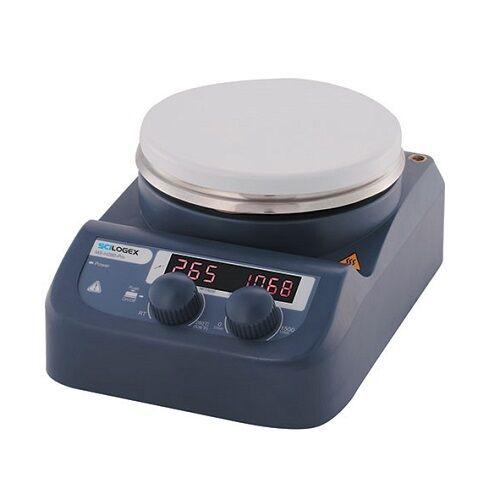 SCILOGEX MS-H280-Pro Circular-top LED Digital Hotplate Stirrer 86143101