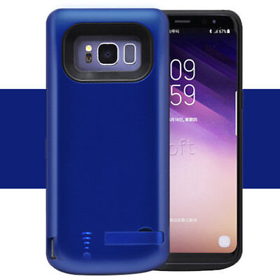 5000mAh A+ Battery Charger Case Cover for C Spire Samsung Galaxy S8 G950U Phones for sale  Diamond Bar