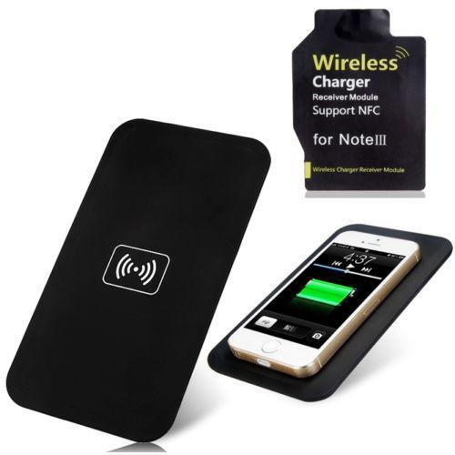 iphone 4 wireless charger ebay. Black Bedroom Furniture Sets. Home Design Ideas