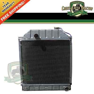 D8nn8005pa New Ford Tractor Radiator 2000 3000 4100 340 340a 340b 540