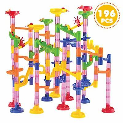 105 pcs Marble Run Race Set Construction Building Blocks Game Kid Gift C8A1