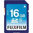 Fujifilm 16GB SDHC Memory Cards