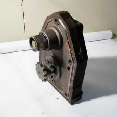 Used Gear Case Assembly Compatible With Bobcat 743 732 742 731 741 730 6558307
