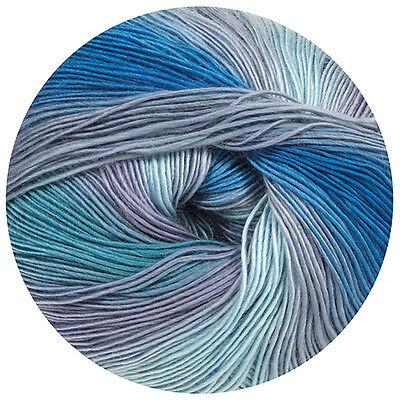 Mary Maxim Prism Yarn - Denim Blues