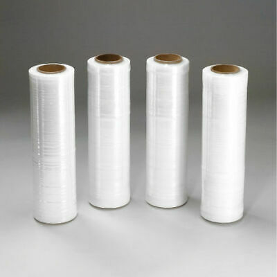 Clear Cast Hand Stretch Wrap 18 X 1500 Plastic Shrink Film Stretch Up 300