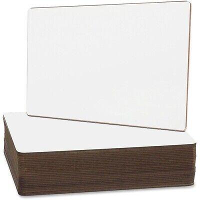 Flipside Dry Erase Boards 9x12 24 Boards White Flp24912