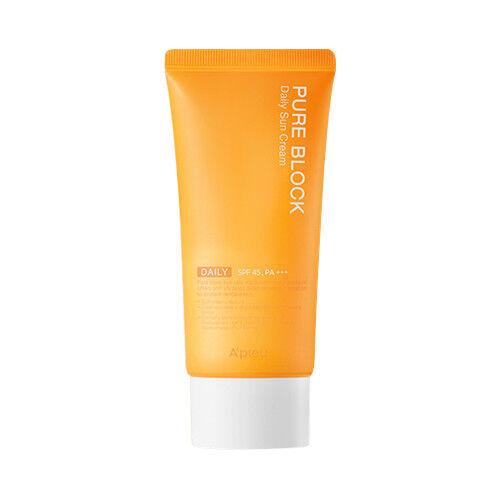 [A'PIEU] Pure Block Daily Sun Cream - 50ml (SPF45 PA+++)