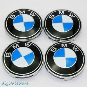 BMW Center Caps EBay - Bmw decals for wheels