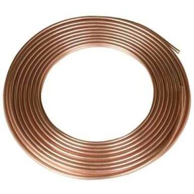 Mueller Industries Gidds-203316 Copper Tubing Boxed 38 Od X 25