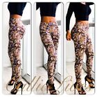 Paisley Plus 2X Leggings for Women