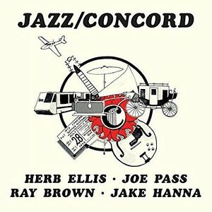 Ellis Pass Brown Hanna Jazz Concord (Ogv) (Spa) vinyl LP NEW sealed