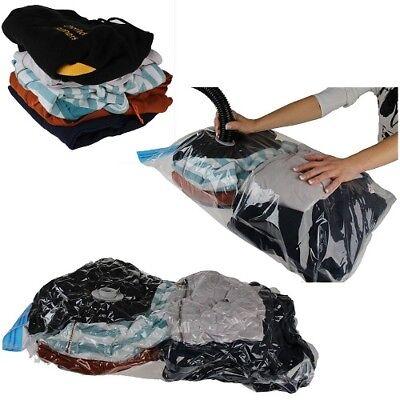 1 Best Quality Space Saver Vacuum Storage Bag,Vacuum Bag size 60x80 (Best Space Saver Bags)