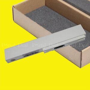 White Battery fr LG R410 R480 R490 R510 R560 R570 R580 R590 E210 SQU-807 SQU-805
