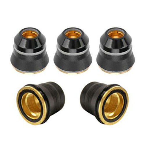 Longevity S-45 Plasma Cutter Shield Cups (5-Piece Set)