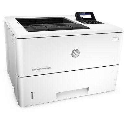 Hp Laserjet Enterprise M506dn Monochrome Laser Printer