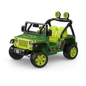 Toys Jeep Power Wheels