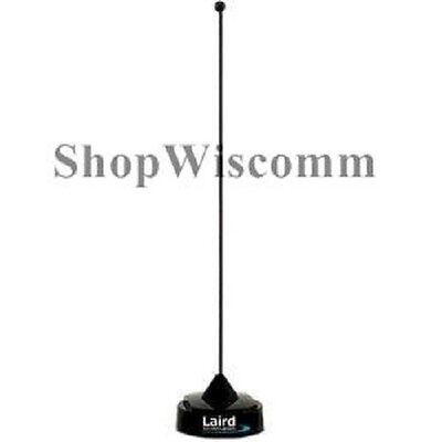 Laird QWB152  1/4 Wave BLACK Antenna 152-162 Mhz 18 inch NMO Mount ***NEW***