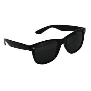 BLACK-WAYFARER-SUNGLASSES-UNISEX-UV400-AVIATOR-NEW-WORLDWIDE-SHIPPING