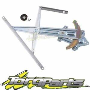 RH FRONT WINDOW REGULATOR ELECTRIC SUIT HOLDEN RC COLORADO 08-12