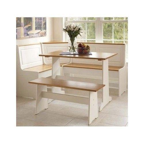dining booth ebay. Black Bedroom Furniture Sets. Home Design Ideas