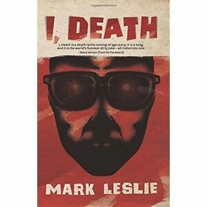 New, I, Death, Mark Leslie, Book