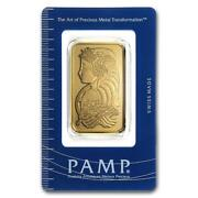 1 oz Gold Bar