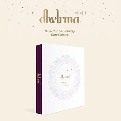 IU-[DLWLRMA] 10th Anniversary Tour Concert Blu-Ray+DVD+PhotoBook+Selfie+Tracking