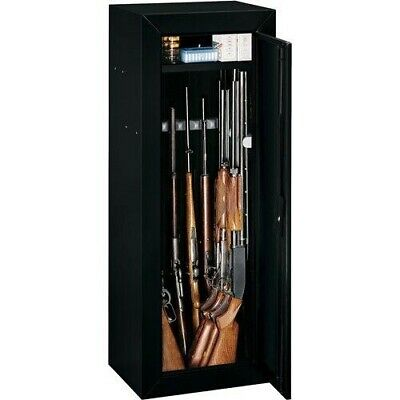 Stack-On 14 Gun Rifle Ammo Security Cabinet Storage Safe FREE SHIPPING