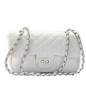 Quilted Leather Chain Bags b9ca75179e92a