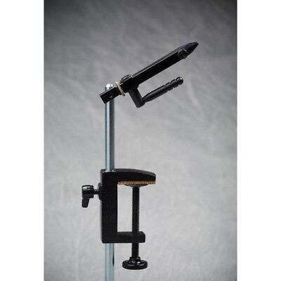 American Fly Tyers Premium Chrome Plated Wheel Vise,Materials,Tools,Fly Tying