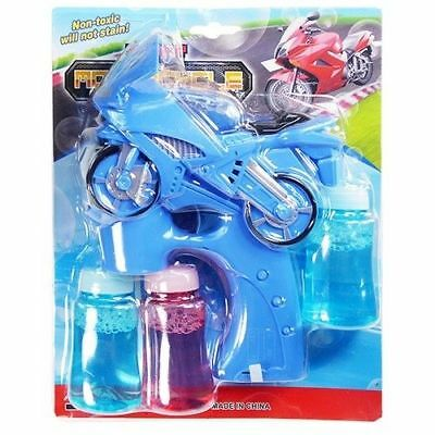 Toys for Boys 5 6 7 8 9 10 11 Years Old LED Light Up Bubble Gun Battery Operated](9 Years Old)
