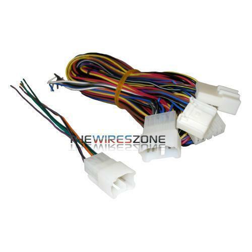 Metra 70-8215 Wiring Harness for 2005-2010 Toyota Avalon 86429158270 | eBayeBay