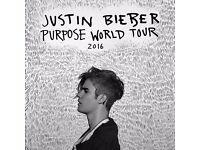 Justin Bieber Tickets for Glasgow