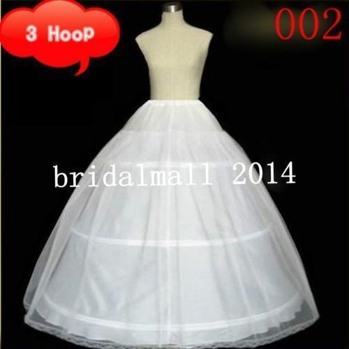 Wedding Petticoat A Line
