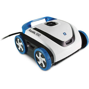 Pool vac automatic floor wall cleaner