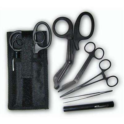Shears Emtscissors Combo Pack Wholster -tactical All Black