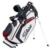 Titleist Stand Bag White