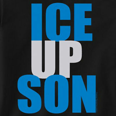 ICE UP SON t-shirt panthers jersey smith cam carolina steve newton funny tshirt - Carolina Panthers Funny