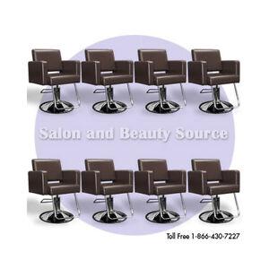 Styling chair beauty salon equipment furniture package for Beauty salon supplies and equipment