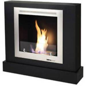 Ethanol Free-Standing-Rectangular-Fireplace 10% SALE NOW Erina Gosford Area Preview