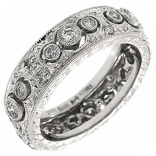 Art Deco Diamond Rings Jewellery Ebay