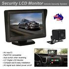 Unbranded Car Video Rear View Rear View Monitor with Cam Kits