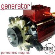 Magnet-generator