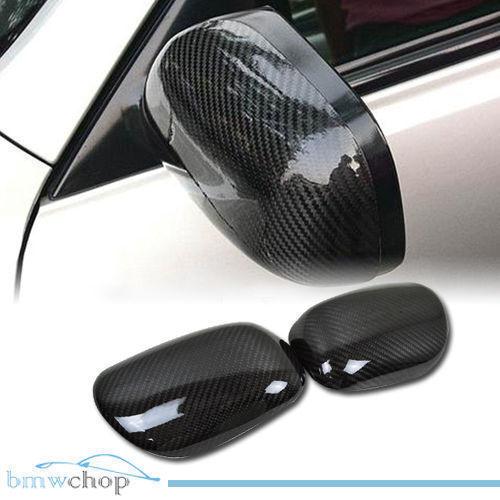 Carbon Fiber For Lexus IS200 IS300 XE10 Door Wing Mirror Cover