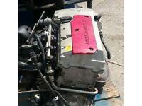 MERCEDES SLK 230 KOMPRESSOR 2.3 ENGINE FROM AN AUTOMATIC FACELIFT MODEL