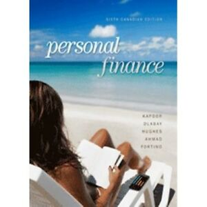 Personal finance 6th edition