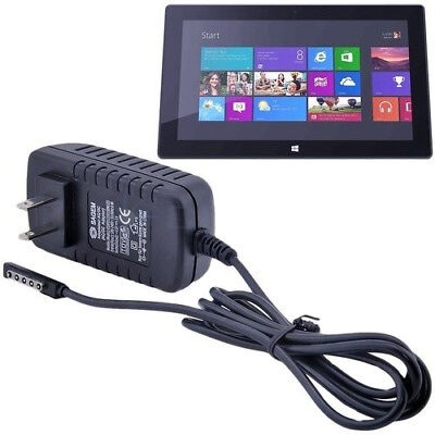 AC Adapter wall Charger for Microsoft Surface 2 Surface RT Windows 8 Tablet
