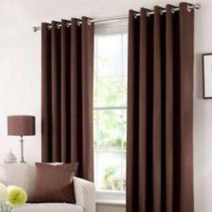 solaire rideaux occultants thermique doubl e avec oeillet en t te. Black Bedroom Furniture Sets. Home Design Ideas